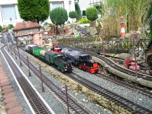 öffentliche Fahrtage in Eggersdorf